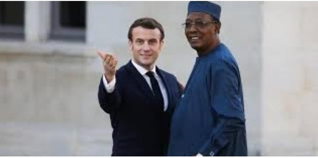 Tchad: Macron assistera aux obsèques de Déby