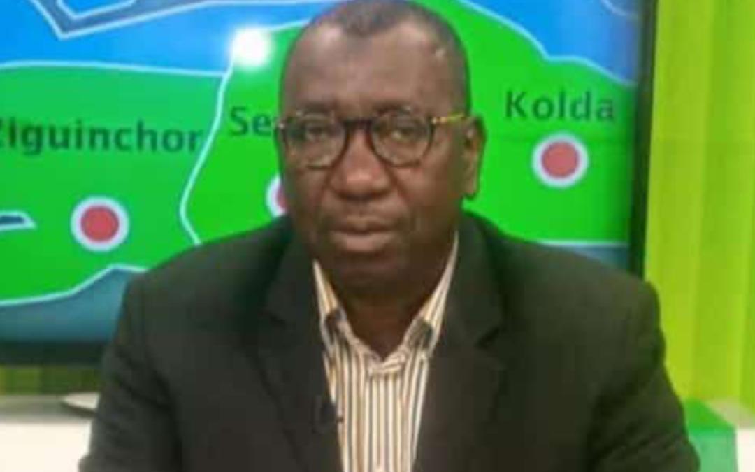 Ziguinchor : La presse locale pleure Ansou Diendiame