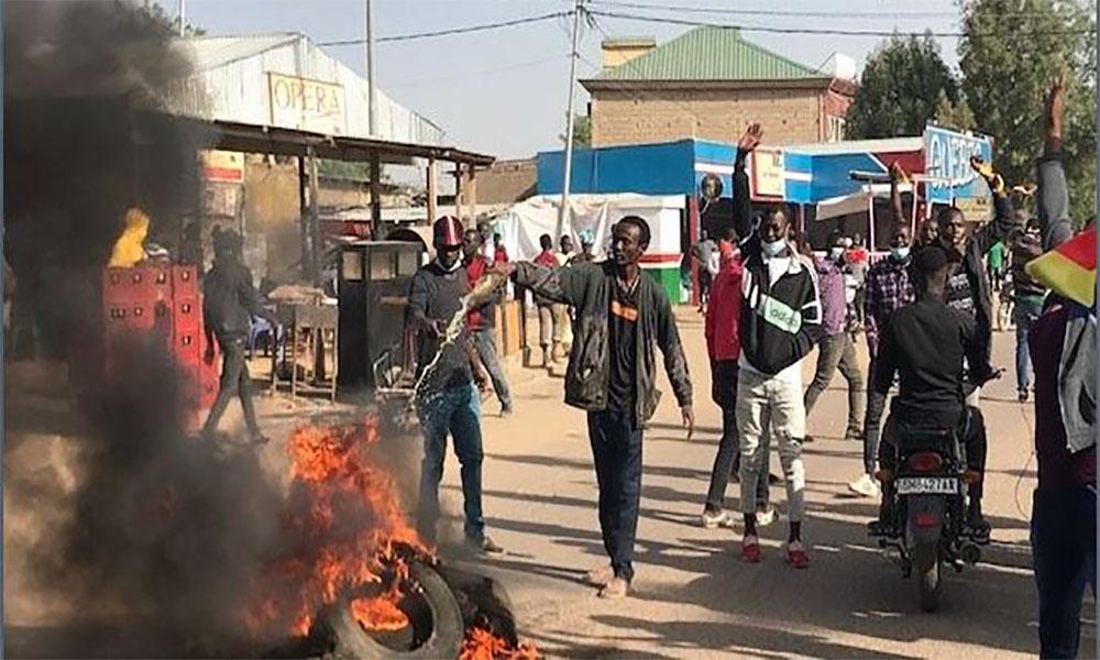 Manifestations au Tchad: Au moins 5 morts et plusieurs blessés