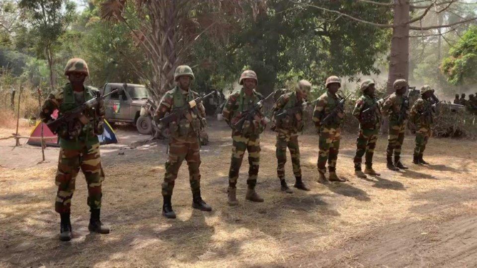 Casamance: Les opérations de sécurisation se poursuivent…