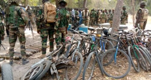 Casamance : Le MFDC perd deux postes de contrôle