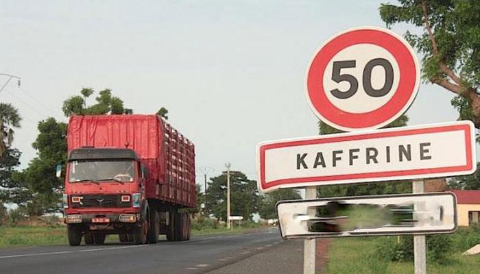 Kaffrine: Un nouveau poste frontalier inauguré à Nganda