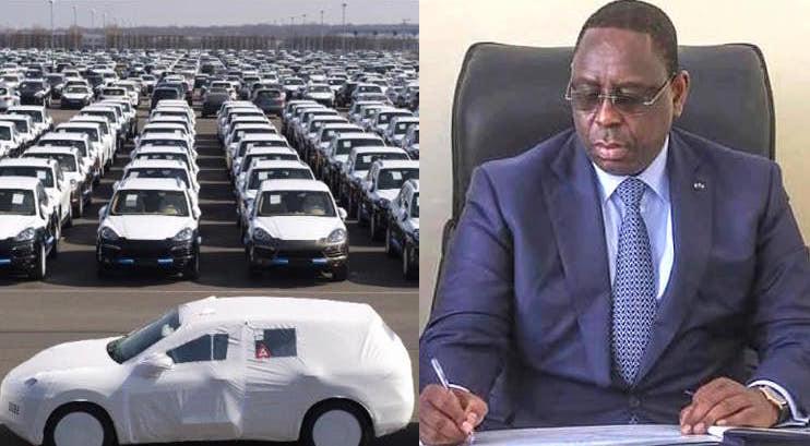 PARC AUTOMOBILE: Le président Macky Sall engage de nouvelles réformes pour limiter les véhicules