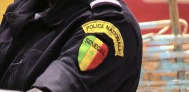 Thiès: Un policier sème la panique en tirant deux coups de feu