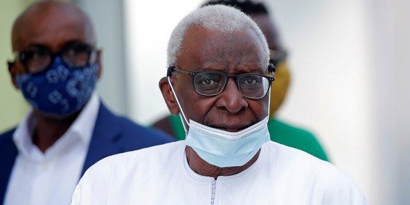 Libération de Lamine Diack: L'Etat du Sénégal débourse 160 millions!