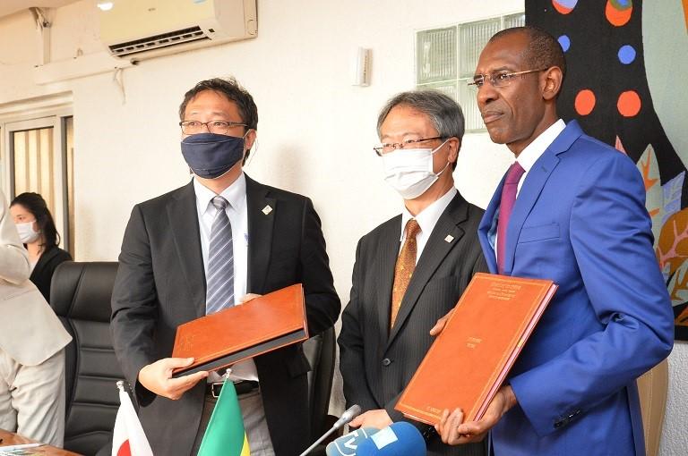 Relance de l'Economie: Le Japon accorde un moratoire de paiement du service de la dette du Sénégal !