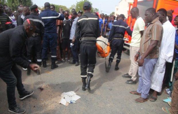 Accident à Ourossogui: Un mort et deux blessés graves!