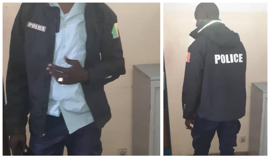 POPENGUINE:   Deux faux policiers arrêtés par la gendarmerie