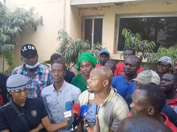 Urgent/Malicounda: Guy Maruis Sagna agressé par les partisans du maire (Photos)
