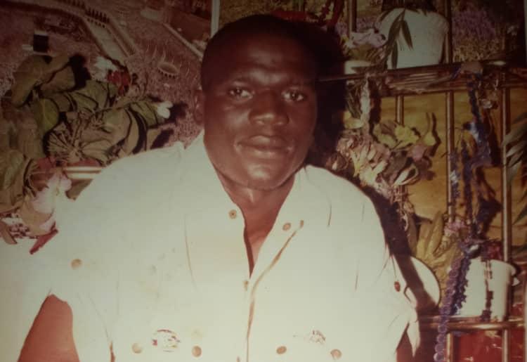 Ansoumana Bodian, le jeune tué par des rebelles à Koudioubé
