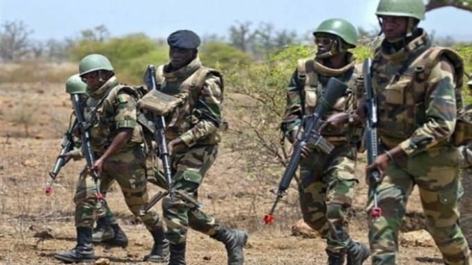 Affrontements en Casamance: L'armée Sénégalaise dément l'information!