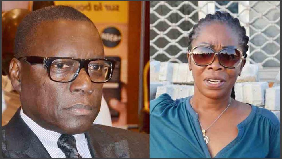 Différent avec Atépa, Aby Ndour écope de 3 mois avec sursis et d'une amende