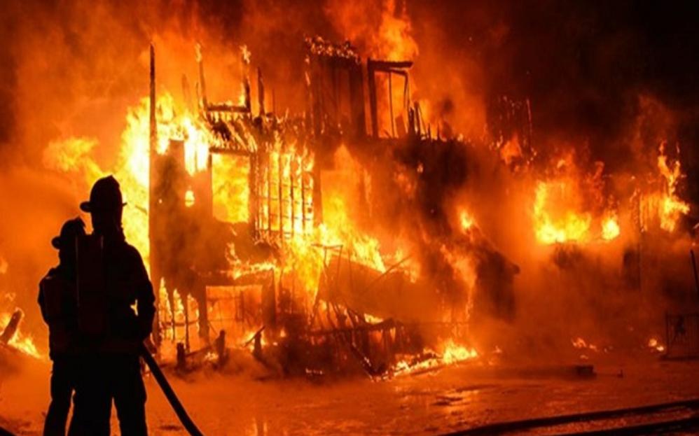 Marché central de Kaolack, des centaines de millions emportés par les flammes