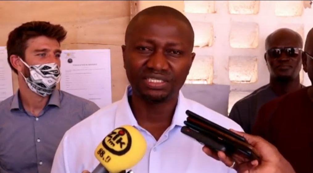 Djiembering : Tombon Gueye met le paquet sur l'assainissement (Vidéo)