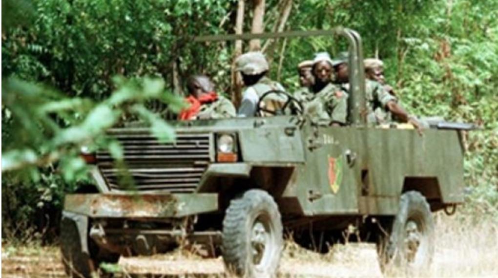 Casamance : L'armée bombarde Kassolole