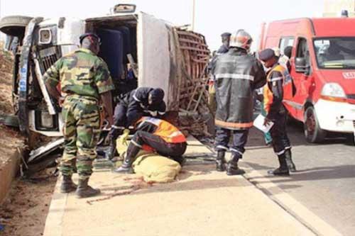 BIGNONA: Un mort et six blessés enregistrés dans un accident!