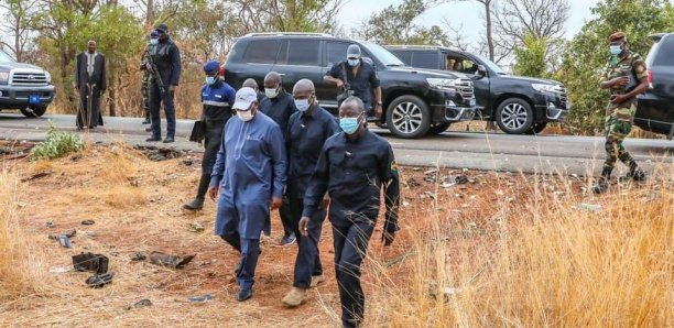 """Accident mortel à Kédougou: Le président Macky Sall """"attristé"""" par la mort des journalistes de Leral !"""