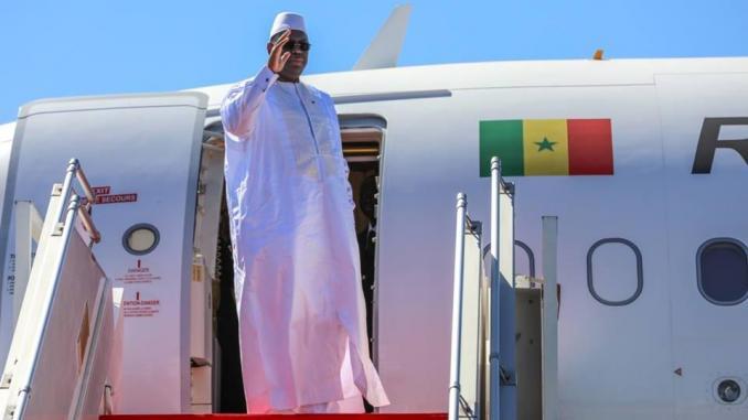 Sénégal : Un nouvel avion de commandement présidentiel réceptionné en juillet