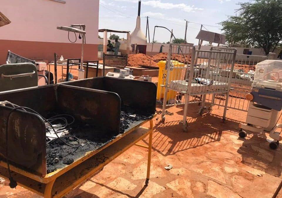 Incendie à Linguère: Les deux bébés rescapés succombent à leurs blessures