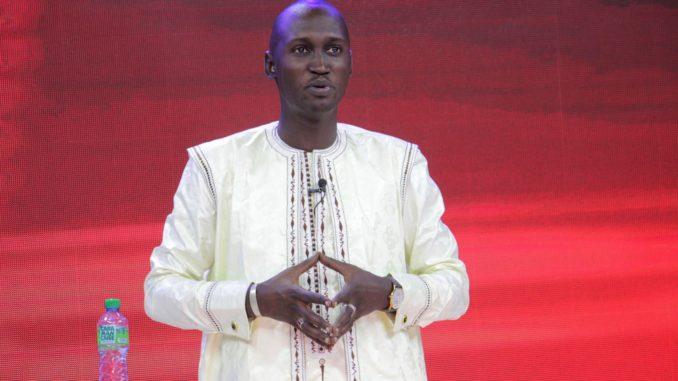 Le journaliste Pape Ndiaye de Walf placé en garde-à-vue
