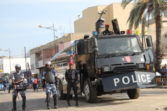 Violences en Palestine: L'Ambassade d'Israël au Sénégal sous surveillance policière