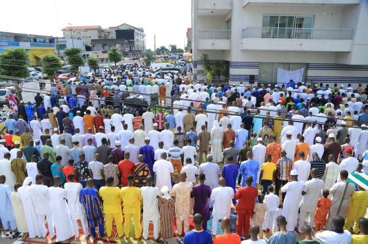 Aïd El Fitr: Une partie des musulmans célèbre la fête ce mercredi