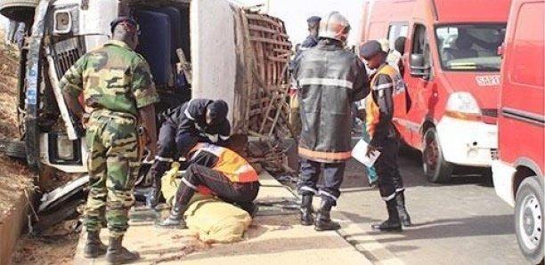 Accident à Vélingara: Deux morts et quatre blessés graves!