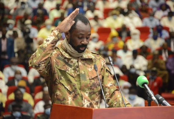 MALI: Le colonel Assimi Goïta désigné président de la transition