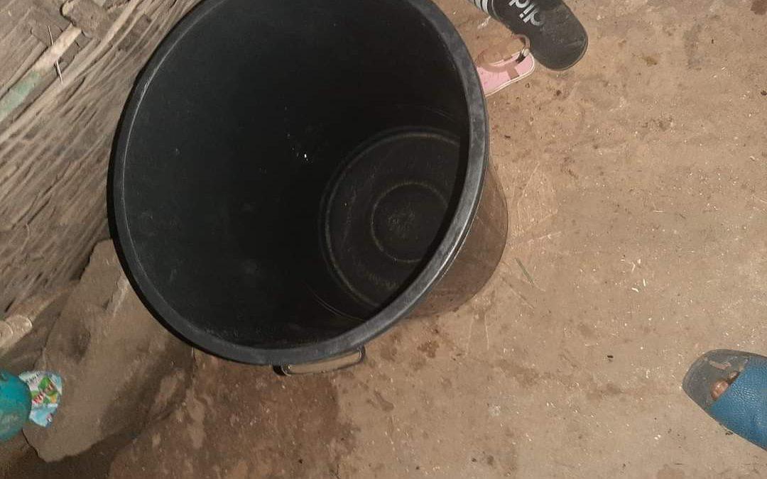 CAP -SKIRRING: Une fillette meurt par noyade dans un seau à domicile !