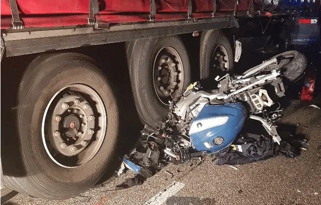 Accident à Kaolack: Un conducteur de moto « Jakarta » mortellement fauché par un camion!