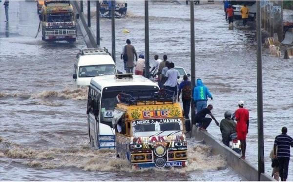 """Gestion des Inondations: """"Plus de 511 milliards de FCFA dépensés"""", selon le Ministre des Finances"""