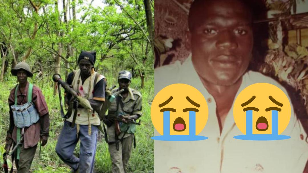 Tué par des rebelles, Ansoumana Bodian inhumé mercredi à Kagnobon