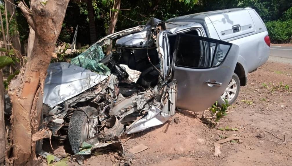 Bignona : Un DG à la retraite blessé dans un accident