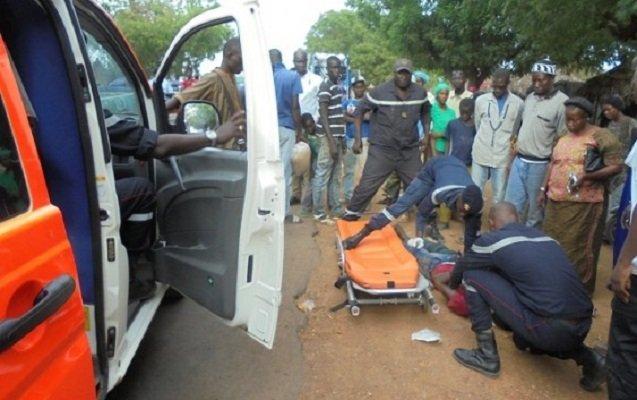 Mbadianène : Un garçon de 8 ans mortellement heurté par une voiture