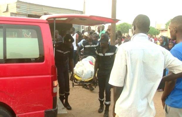 Accident à Kaolack: Une collision fait 5 morts dont un bébé de 6 mois et sa maman