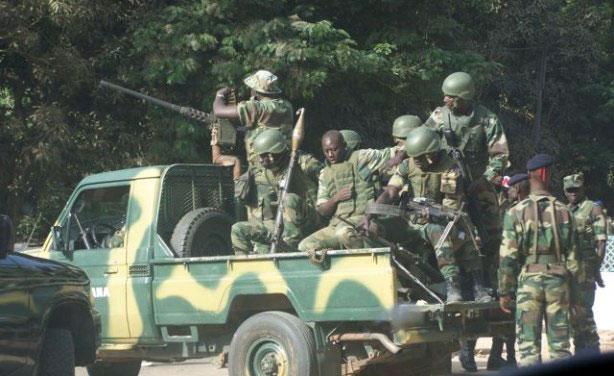CASAMANCE: L'armée sénégalaise reprend 5 bases du MFDC