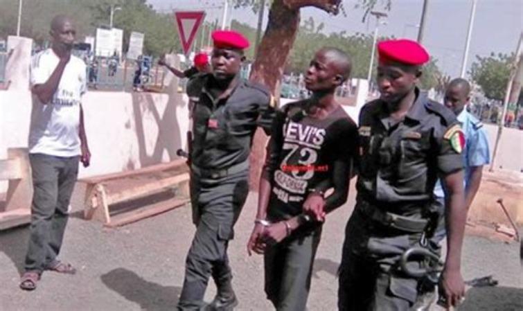 EVASION DE PRISON: Boy Djinné capturé à Tambacounda !