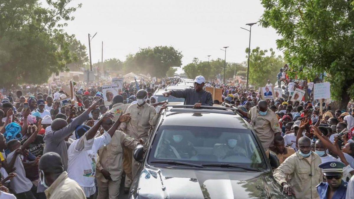 TOURNÉE ÉCONOMIQUE: Le président Macky Sall investit plus de 400 milliards dans le Nord
