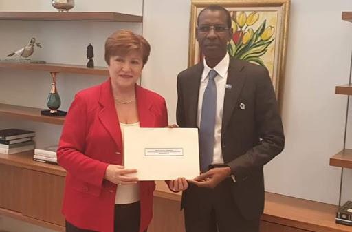 Riposte face à la Covid-19: Le Sénégal obtient un financement de 350 milliards de F CFA de la FMI