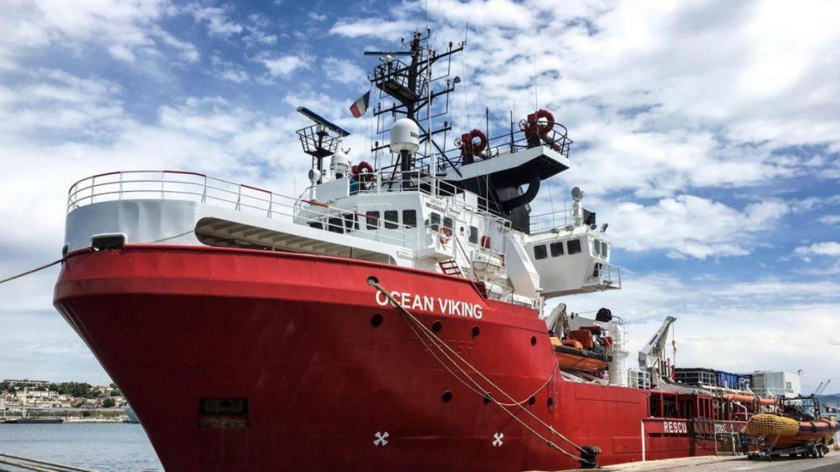 Méditerranée: Au moins 369 personnes secourues par l'Océan Viking