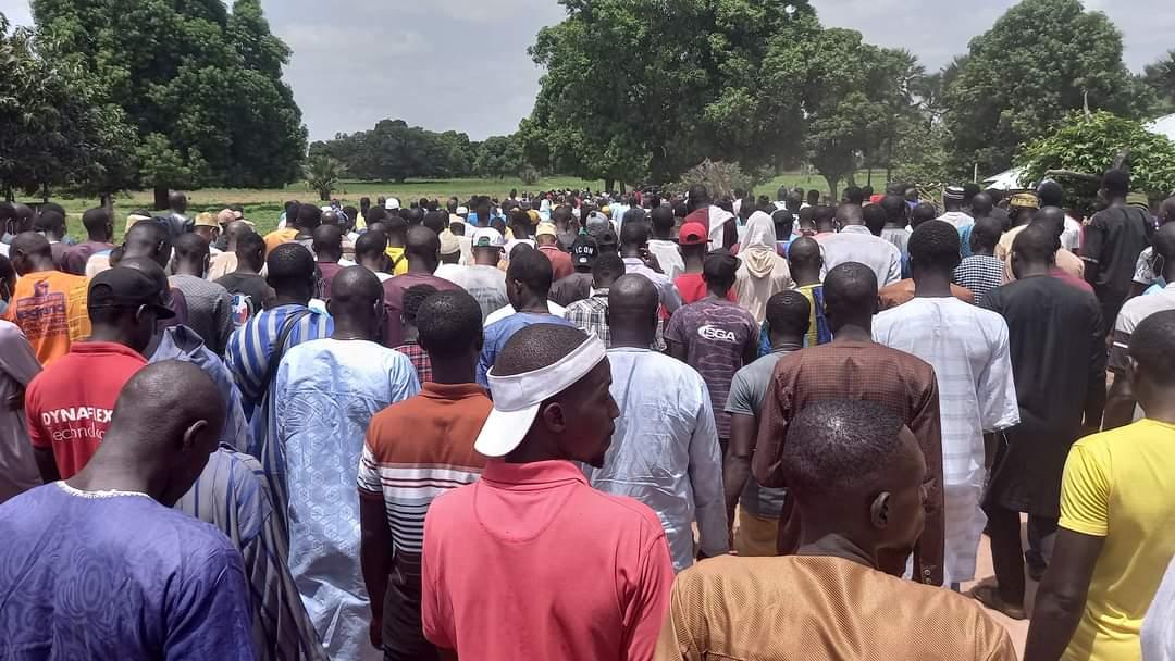 Décédé Jeudi, l'étudiant Alpha Sané inhumé à Ouniock vendredi