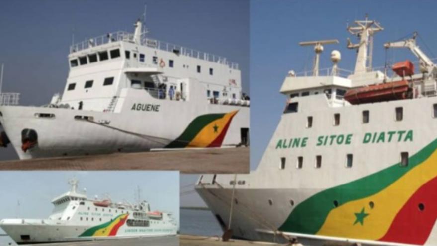 Les bateaux Aline Sitoé Diatta, Aguène et Dianbone dans un état piteux. Les graves révélations de Assane Ba