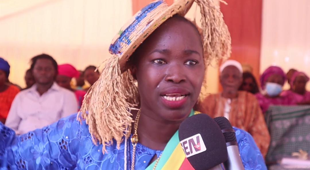 Oussouye : Dieynaba Goudiaby candidate au conseil départemental (VIDÉO)