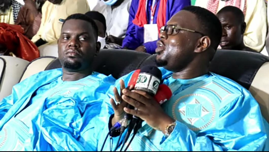 Sindian : Les Khalifes jumeaux invitent les sénégalais à se faire vacciné