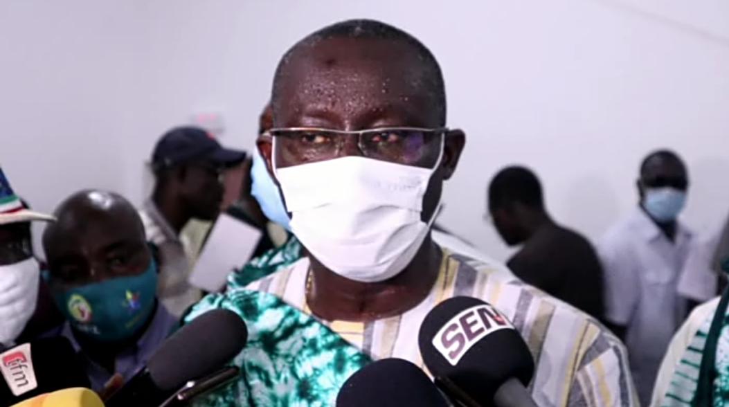 Présidence de la FSF: L'appel d'Augustin Senghor à Mady Touré depuis Ziguinchor