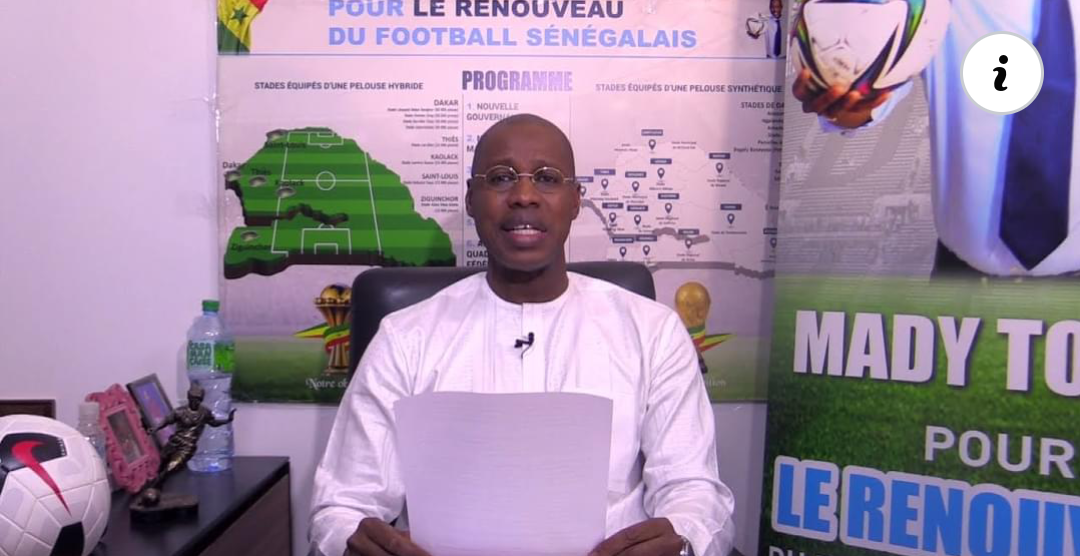 FSF: Mady Touré maintient sa candidature
