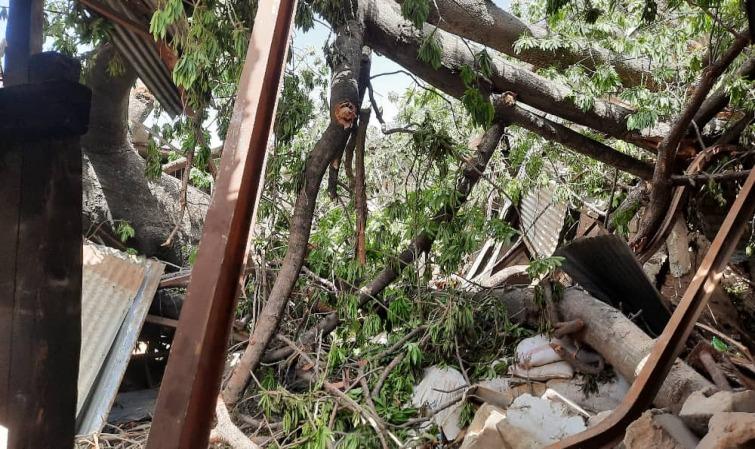 Tempête en Gambie : Au moins 10 morts et plus de 1500 personnes déplacées !
