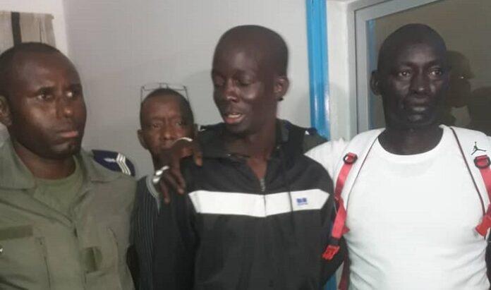 DIC: Le prisonnier « Boy djinné » accusé de cambriolage en Gambie lors de son évasion