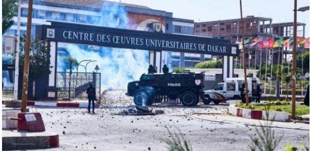 Violences à l'UCAD : Exclu pour 5 ans, l'étudiant P.A. Touré compte attaquer le Conseil de discipline